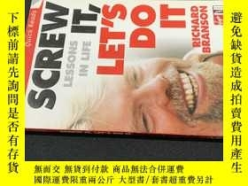 二手書博民逛書店Screw罕見it,Let s Do itY258675
