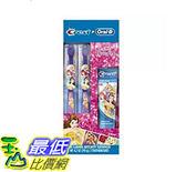 [8美國直購] Oral-B兒童電動牙刷2入 有3種圖案選項 and Crest Kids Pack Featuring Disneys Princess