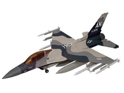 【4D Master】26124 立體拼組模型 戰鬥機系列 F-16C Arctic Bandit Cutaway 1:48 Model