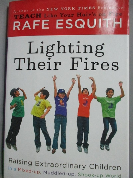 【書寶二手書T3/原文小說_GHG】Lighting Their Fires: Raising Extraordinar