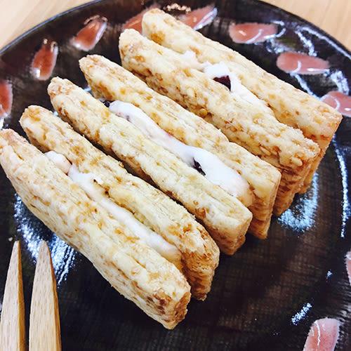 【譽展蜜餞】蔓越莓牛軋方塊酥/220g/100元