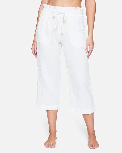 HURLEY|女 HURLEY|女 NATURALS TIDE UP CROP 長褲