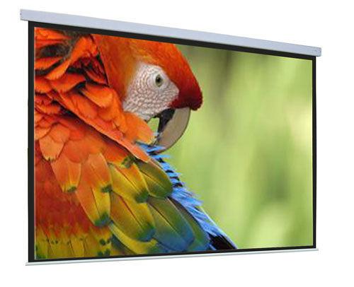 卡瑪斯投影機布幕100吋4:3電動蓆白投影銀幕209×160 cm 二年原廠保固 含稅含運