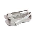 Crocs serena flat 休閒鞋 平底鞋 灰色 女鞋 206106-018 no016