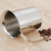 加厚雙層打奶泡器 牛奶打泡器手動打奶器花式咖啡杯奶泡壺奶泡機  潮流前線