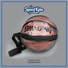 SPALDING 籃球袋 瓢蟲袋 西瓜皮 黑/藍 隨機出貨 (不附球)  SPB5309N00【SP】