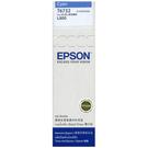 【奇奇文具】愛普生EPSON T673200 NO.673 藍色 原廠墨水瓶