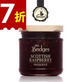 【MRS. BRIDGES】英橋夫人蘇格蘭覆盆莓果醬(小)113g 交換禮物首選 效期2020/02
