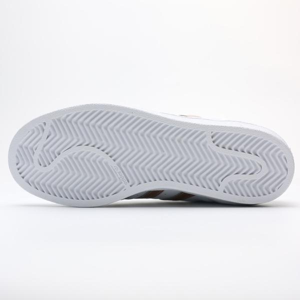ADIDAS ORIGINAL SUPERSTAR  白 玫瑰金 貝殼頭 運動鞋 休閒鞋  女(布魯克林) EE7399