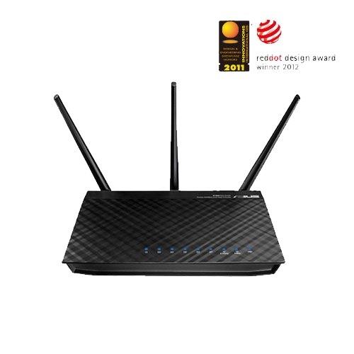 【僅拆封內全新】華碩 Asus RT-N66U Wireless-N900 Gigabit 無線分享器【刷卡含稅價】