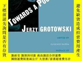 二手書博民逛書店Towards罕見A Poor TheatreY364682 Jerzy Grotowski Routledg