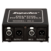 Superlux PS2A 幻象電源供應器 附電源線【電壓110~230 VAC自動切換】