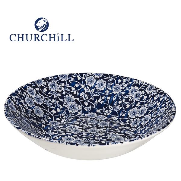 英國Churchill Queens經典英式維多利亞風情20CM麥片碗