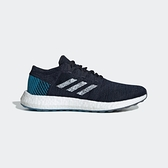 Adidas PureBoost Go [EE4675] 男鞋 運動 休閒 慢跑 輕量 避震 舒適 愛迪達 黑藍