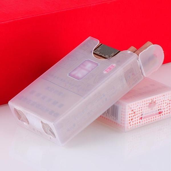 透明超薄塑料煙盒男20支整包裝創意