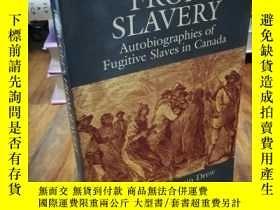 二手書博民逛書店Refugees罕見from Slavery: Autobiog