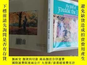 二手書博民逛書店the罕見fall of freddie the leaf【實物