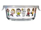 [COSCO代購] C130954 PYREX SNOOPY 玻璃保鮮盒 圓形含蓋8件組