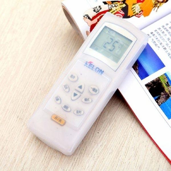 矽膠透明防水防塵空調遙控器保護套【魔小物】「現貨2」