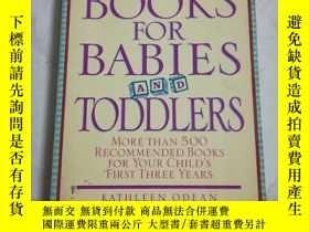二手書博民逛書店Great罕見books for babies and todd