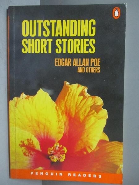 【書寶二手書T9/原文小說_NEM】Outstanding Short Stories _Penguin