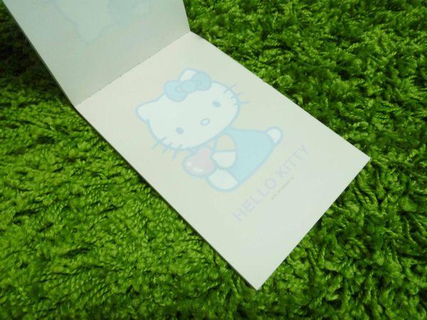 【震撼精品百貨】Hello Kitty 凱蒂貓~造型便條紙-蘋果圖案【共1款】