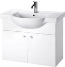 【台灣吉田】L-8500 100cm 浴櫃盆