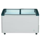 德國利勃 LIEBHERR 412公升 弧型玻璃推拉冷凍櫃 EFI-4153  (附LED燈) ★12期0利率★