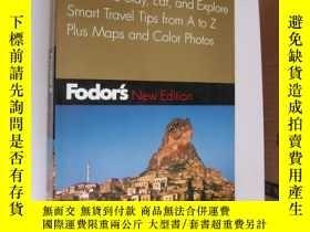二手書博民逛書店Fodor s罕見Turkey (New edition,5th