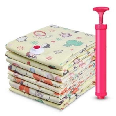 真空壓縮袋(十一件套)-可愛百搭加強牢固居家收納防塵套73l12【時尚巴黎】