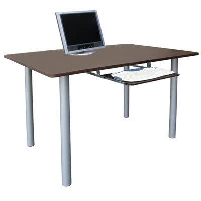 台灣製[60x120x75高cm]書桌 電腦桌 辦公桌[附鍵盤](3色)TB60120BH+K