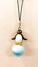 【震撼精品百貨】Pingu_企鵝家族~手機吊飾#70792