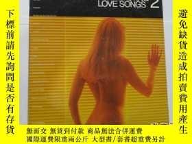 二手書博民逛書店老唱片:EVERLASTING罕見LOVE SONGS 2【見圖