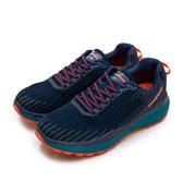 LIKA夢 GOODYEAR 固特異專業輕量動能緩震慢跑鞋 K4-ENERGY系列 藍螢橘 03226 男
