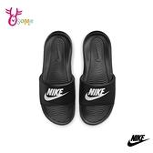 NIKE拖鞋 男女拖鞋 防水拖鞋 情侶運動拖鞋 輕便 室內室外拖鞋 VICTORI ONE SLIDR Q7049#黑色