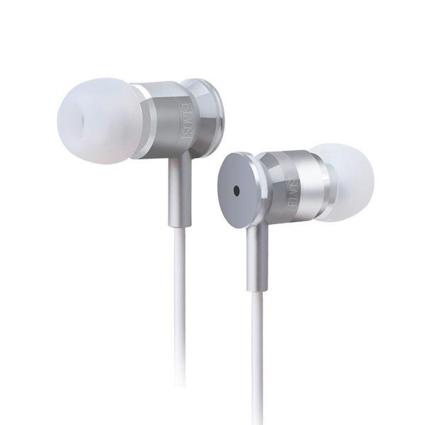 新視界 EIAOSI/伊奧思 X6金屬入耳式耳機手機電腦MP3通用 重低音耳塞耳機