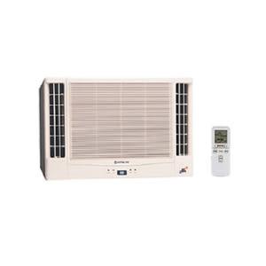 【 HITACHI日立】6-8坪變頻雙吹式窗型冷暖冷氣RA-40NV