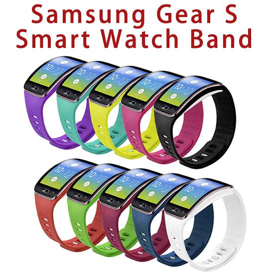 【手錶腕帶】三星 Samsung Galaxy Gear S SM-R750 智慧手錶專用錶帶/扣式錶環/替換式
