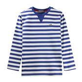 『小鱷魚童裝』仿V領T恤(08號~18號)532409