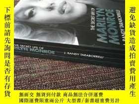二手書博民逛書店THE罕見SECRET LIFE OF MARILYN MONROEY187087 J. Randy Tara