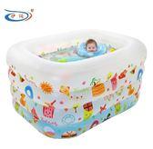 1111購物節-嬰兒游泳池 充氣保溫嬰幼兒童寶寶游泳池戲水池大號游泳桶BLNZ