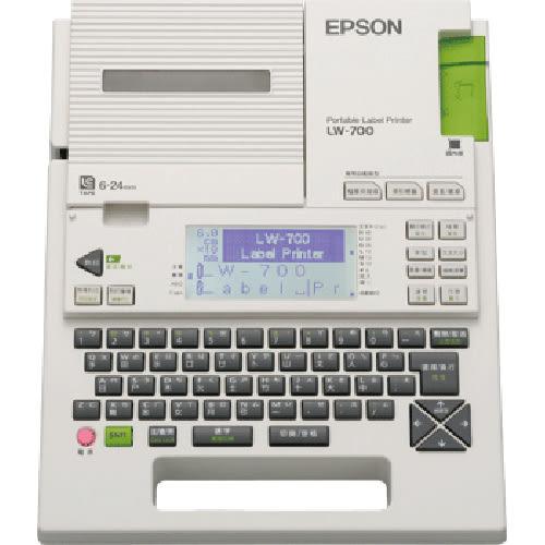 【愛普生 EPSON 標籤機】 LW-700 可攜式標籤機