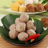 KAWA巧活 能量豬貢丸-香菇