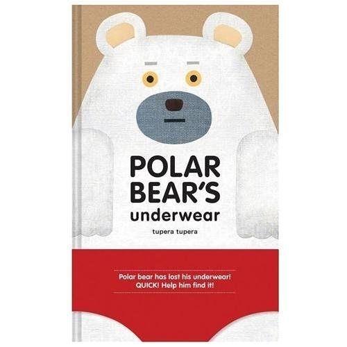 Polar Bear's Underwear 北極熊的內褲在哪裡? 精裝繪本