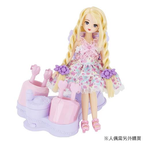 莉卡娃娃 魔法捲髮化妝台_LA10817