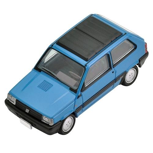 TOMYTEC LV-N131a 飛雅特 Fiat Panda CLX (藍)_TV28036