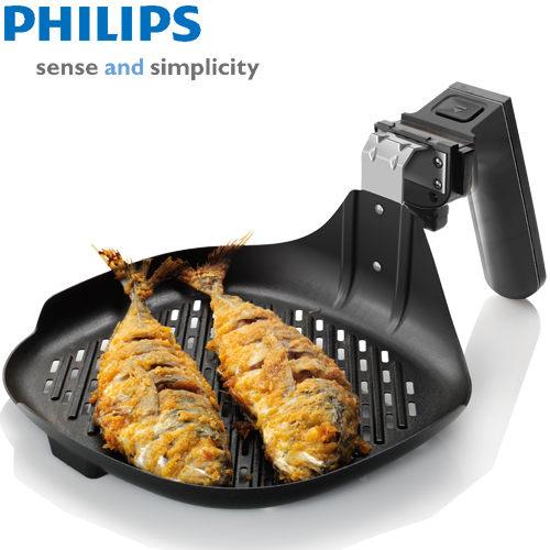HD9910 飛利浦-健康氣炸鍋專用煎烤盤(適用於HD9220&HD9230)