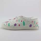 Native JERICHO PRINT 洞洞鞋 女款 北歐綠園113004018777貝殼白【iSport愛運動】