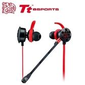 [富廉網]【Tt eSPORTS 曜越】隱者 專業版 耳道式電競耳機 (HT-ISF-ANIBBK-19)