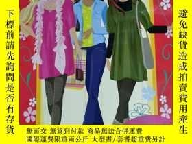 二手書博民逛書店Barbie罕見paper dolls & over 150 outfits & accessories ! 兒童